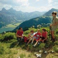 Der Sommer im Tannheimer Tal bietet alles von sportlich bis romantisch