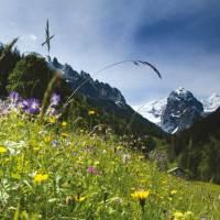 Entschleunigter Sommerurlaub in der Jungfrau Region