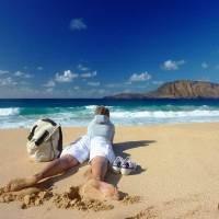 Auf Lanzarote und La Graciosa ein Strand für jeden Wunsch