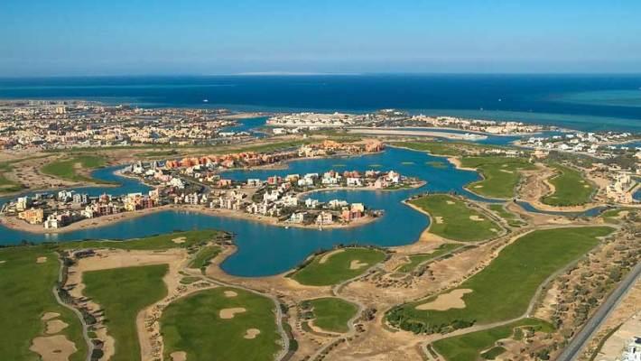 El Gouna-Ein Urlaubsresort der Luxusklasse am Roten Meer