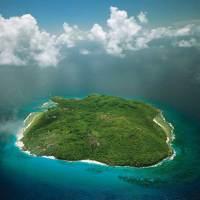 Nicht nur Traumstrände auch kilometerlange Wanderwege auf der Seychellen-Insel Fregate Island Private
