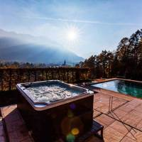 Luxus Ferienhaus vor den Toren Salzburgs: Mehr Privatsphäre geht nicht …