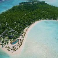 Auf diesen luxuriösen Inseln hätte sich auch Robinson wohl gefühlt