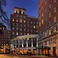 JW Marriott Grosvenor House London präsentiert sich im neuen Design