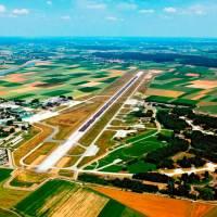 Der Allgäu Airport das Tor zur Welt im Südwesten Deutschlands