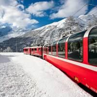 Mit der Rhätischen Bahn zu den schönsten Ecken der Schweiz