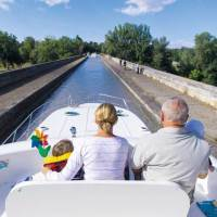 Hausbootferien für Alt und Jung