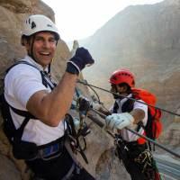 Ras Al Khaimah: Erste Via Ferrata am höchsten Bergmassiv der Vereinigten Arabischen Emirate