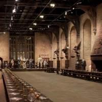 Romantisches Valentinstagsdinner in der Großen Halle in Hogwarts