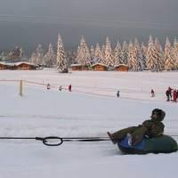 Auf Bayerwald-Expeditionen zu Winterabenteuern