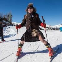 Schneesicherheit und Pistenbutler-Service bis Anfang Mai