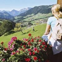 Der Alpbacherhof****s – Wandern mit allen Sinnen