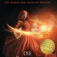 """Die Mächtige von Trudi Canavan, Band 3 der Trilogie """"Die Magie der tausend Welten"""""""