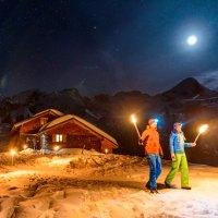 Sanfter Winterzauber in der Zugspitz Region