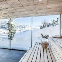 500.000 m² Wohlfühlen und Wellness direkt an der Piste