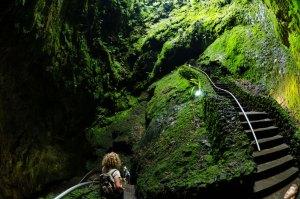 Algar do Carvão ©azoresphotosvisitazores Turismo dos Açores