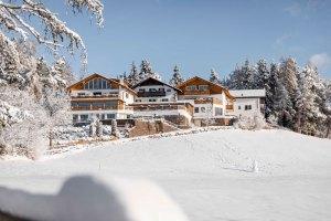 Waldhotel Tann im Winter ©Hotel Tann