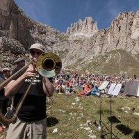 Sounds of the Dolomites – Da liegt Musik in der Bergluft