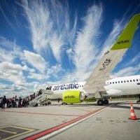 Mit neun neuen Strecken fliegt airBaltic in den Sommer