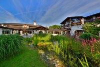 """Der Alpenhof Murnau inspiriert vom """"Blauen Land"""""""