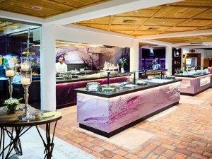 Krallerhof Restaurant Buffet