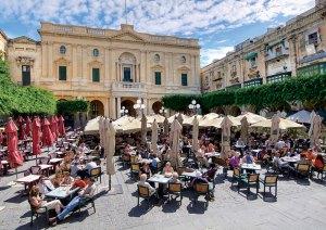 Malta Piazza-Regina