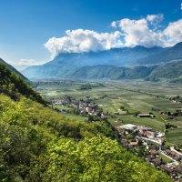 Die Ferienregion Lana in Südtirol lockt zur fünften Jahreszeit