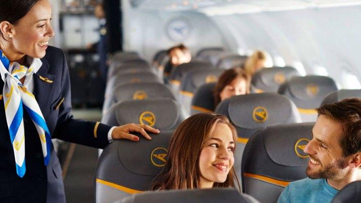"""Tarifklasse """"Economy Light"""" nun auch auf vielen Condor Langstreckenflügen buchbar"""