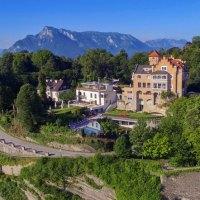 Hotel Schloss Mönchstein im neuen Glanz