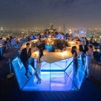 Legendäre Moon-Bar in Bangkok erstrahlt im neuen Glanz