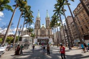 Sao-Paulo Cathedral ©Embratur