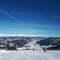 Der beste Einstieg für den Sonnenskilauf am Katschberg