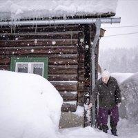Die Schneemesserin vom Hengstpass