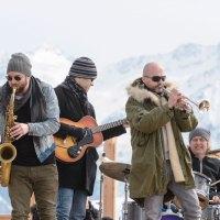 SMALL IS BEAUTIFUL heißt es im März 2019 beim Snow Jazz Gastein auf Skihütten und in Locations im Tal