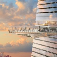 """""""EDGE """"- New York Citys höchste Outdoor-Aussichtsplattform"""