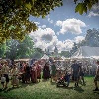 Zum Mittelalterfestival nach Gotland