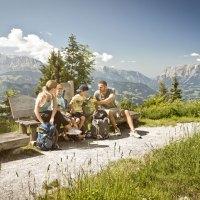 Natur-Schau-Spiele rund um St. Johann in Salzburg