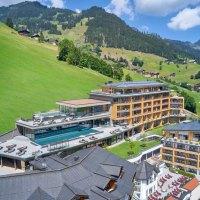 DAS EDELWEISS Salzburg Mountain Resort vom Hotel zum Resort