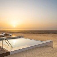 Neue Luxusoase inmitten der Sahara