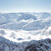 Über diesen Stau freuen sich die Skifahrer