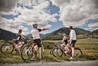 Der Salzburger Lungau hat ein Herz für Radler
