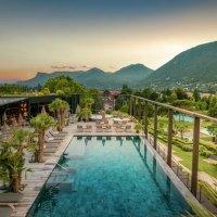 Naturnahe Auszeit im Hotel Therme Meran
