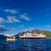 Hurtigruten macht Hamburg zum Heimathafen