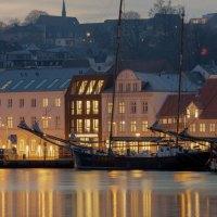 Raus an die Flensburger Förde