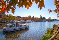 Burgund stellt sich auf mehr Hausbooturlauber ein