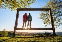 Auf den Top Trails of Germany durch den Frühling