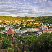 Karlsbad, ein Kurort mit internationaler Bedeutung