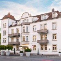 "Romantik Hotel Laudensacks Parkhotel mit neuem ""Laudensack-Look"" in Bad Kissingen"