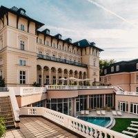 Marienbad UNESCO Weltkulturerbe und Falkensteiner Spa Resort mittendrin