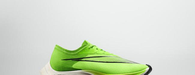 Nike hava alırken hava atıyor